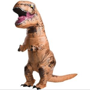 Giant T-Rex Jurassic World, Inflatable Costume